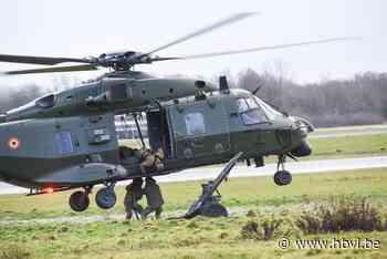 Helikopters vliegen drie dagen boven Zuid-Oost Limburg voor militaire oefening