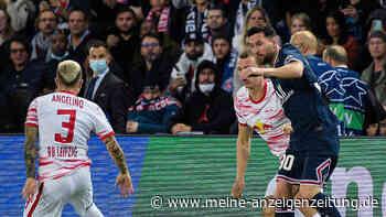 PSG - RB Leipzig jetzt im Live-Ticker: Erstes Tor in Paris - DFB-Star ersetzt Neymar