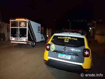 Série de assassinatos deixa moradores de Ponta Grossa chocados - ARede