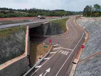 Motoristas já podem utilizar novos acessos em rodovias de Ponta Grossa - G1