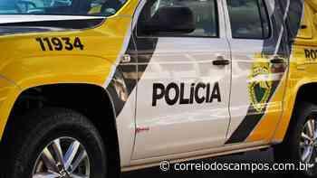 Homem morre após ser baleado dentro de casa em Ponta Grossa, diz PM - Correio dos Campos