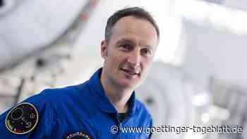 Deutscher Astronaut Matthias Maurer fliegt einen Tag später ins All