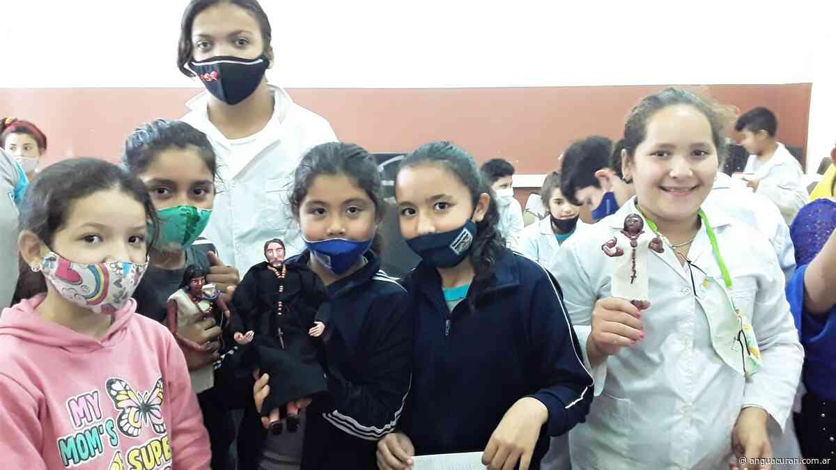 """La Reducción de Corpus visita las escuelas de Corpus Christi"""" - Agencia de Noticias Guacurari"""