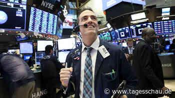 Marktbericht: US-Börsen im Vorwärtsgang