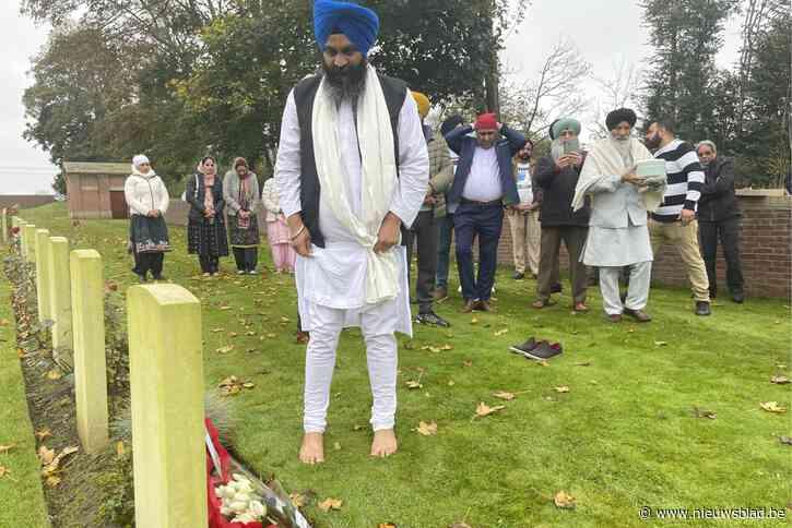 """Door spelfout eeuw lang vergeten, nu herdacht als martelaar: """"Op blote voeten, uit respect"""""""