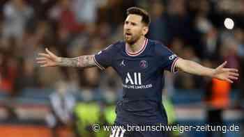 Doppelter Messi, starker Mbappé: RB Leipzig verliert knapp