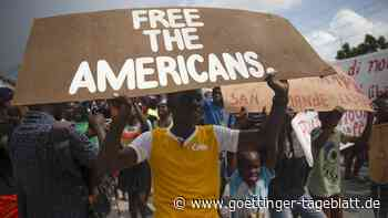Missionare in Haiti gekidnappt:Entführer fordern 17 Millionen Dollar Lösegeld