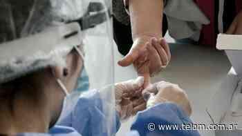 Hubo 34 muertos y 1.303 nuevos contagios de coronavirus en Argentina - Télam