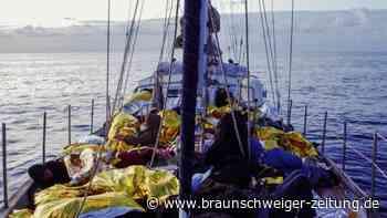 Deutsches Segelschiff rettet 34 Migranten