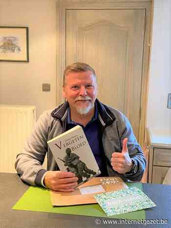 Lommel - Spiksplinternieuw boek voor Christian Meadow - Internetgazet
