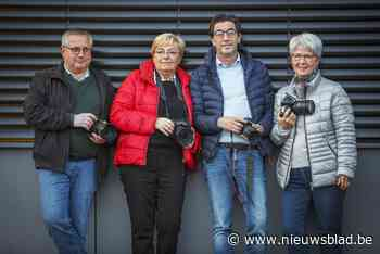 Vier amateurfotografen stellen samen tentoon