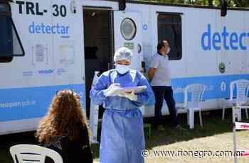 Neuquén informó un muerto y 21 nuevos contagios de coronavirus - Diario Río Negro