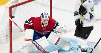 Call of the Wilde: Montreal Canadiens shut out by San Jose Sharks 5-0
