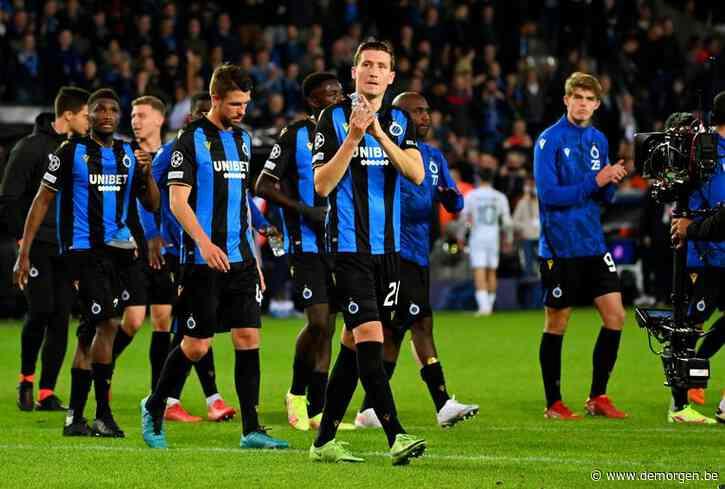 Voetballes, maar zonder veel erg: Club Brugge ondergaat wet van sterkste tegen Manchester City - De Morgen