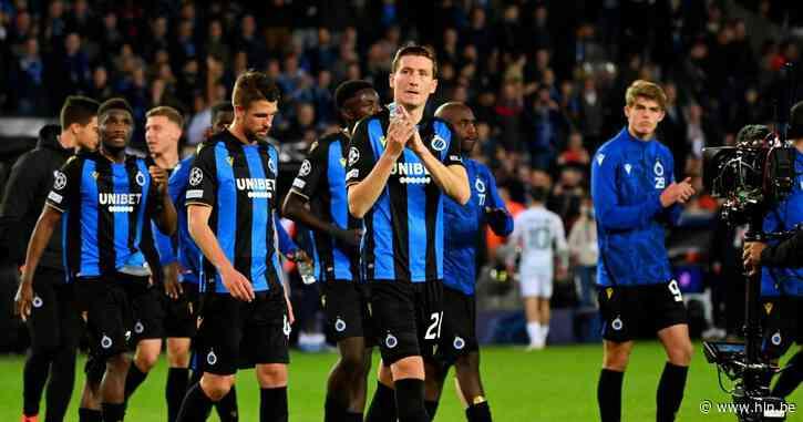 ONS RAPPORT. Elke Club Brugge-speler krijgt dezelfde score (en dat is begrijpelijk) - Het Laatste Nieuws