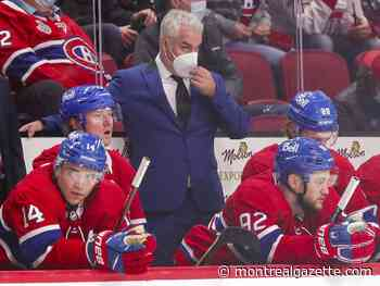In the Habs' room: 'We're gonna go nowhere playing like that,' Petry says