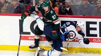 Jets come up short in OT loss to Wild, stunned by Eriksson Ek's hat trick
