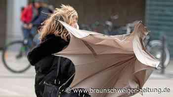 Orkan in Deutschland: Hier wird es besonders stürmisch