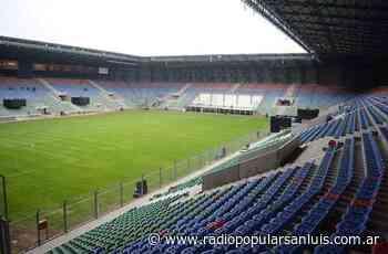 La final de la Primera B se jugará en Villa Mercedes - Radio Popular