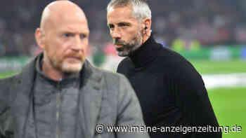 BVB-Trainer Rose schickt freche Grüße an FC Bayern - und wird dann heftig vorgeführt