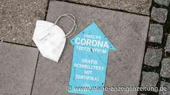 Corona in Deutschland: Inzidenz steigt rasant an – RKI teilt aktuelle Fallzahlen mit
