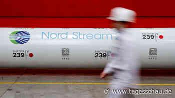 Baerbock gegen Betriebserlaubnis für Nord Stream 2