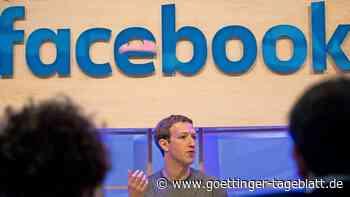 Neuer Name? Marc Zuckerberg will Facebook angeblich umbenennen