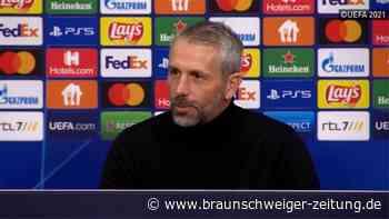 """BVB-Trainer Rose nach Pleite bei Ajax: """"Beschissener Abend"""""""