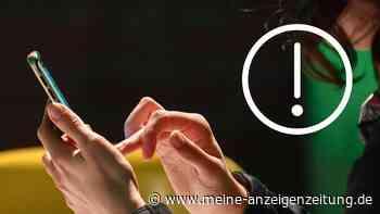"""Smishing im Herbst 2021: Bundesamt warnt – """"Sicherheitsupdate"""" infiziert Handys"""