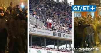 Havelse-Spiel: Darum fürchtet die Polizei Randale der Chaoten von Hannover 96 und Eintracht Braunschweig