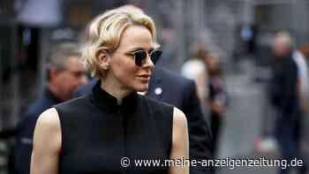 Fürstin Charlène von Monaco: Palast teilt schmerzhafte Botschaft mit