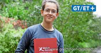 Jakob Schilling aus Hannover hat den Landessieg beim Geschichtswettbewerb des Bundespräsidenten errungen