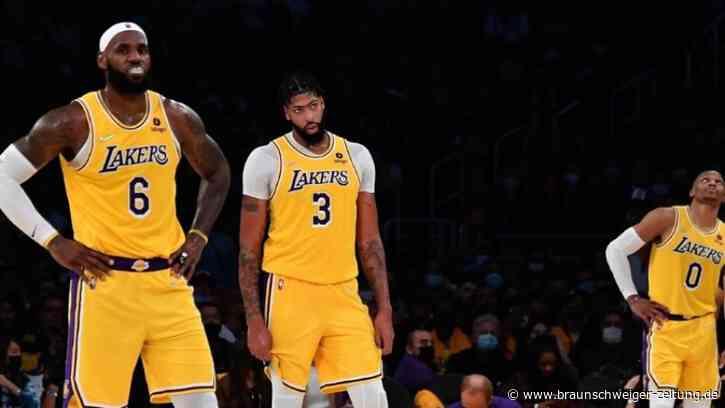 Lakers verlieren Auftaktspiel - Antetokounmpo glänzt gegen Nets
