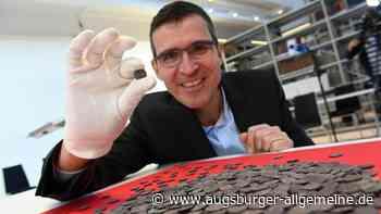 Größter Silbermünzen-Schatz Bayerns: Das macht den Fund besonders