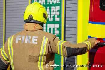 Dunheved Road South Croydon fire: 100 people evacuate hotel
