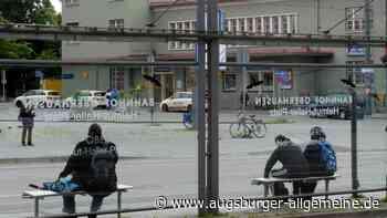 Mit Haftbefehl gesucht: Paar wird am Oberhauser Bahnhof aggressiv