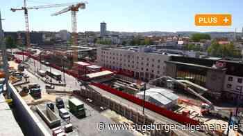 Neue Tiefgarage am Ulmer Hauptbahnhof wird erst 2022 fertig