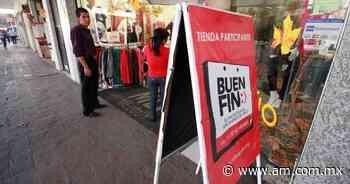 Buen Fin Irapuato: Espera Canaco participación de más de mil empresas - Periódico AM