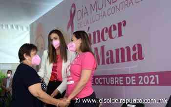 Laura sobrevive al cáncer de mama - El Sol de Irapuato