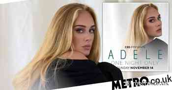 Everything fans need to know about Adele One Night Only - Metro.co.uk