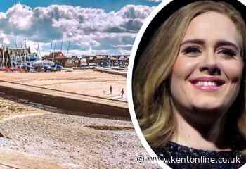 Adele recalls fond memories of visits to Kent seaside - Kent Online
