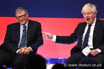 Boris Johnson hails British sensations Adele, Ed Sheeran and even Peppa Pig in bid for foreign cash post... - The Sun