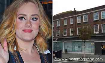 Adele finally reveals truth about 'run down' south London flat - details - HELLO!