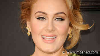 Adele Has A Very British Way Of Eating Potato Chips - Mashed