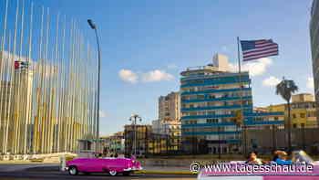 """US-Diplomatenkrankheit: Per """"Havanna-Gesetz"""" gegen das Syndrom"""