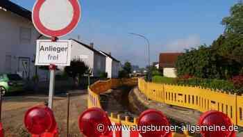 """Fast nichts geht mehr im """"Promilleweg"""" in Holzheim"""