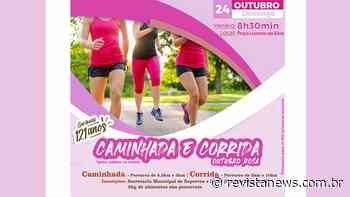 Garibaldi realiza Caminhada e Corrida – Outubro Rosa neste domingo - Revista News