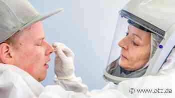Greiz: Corona-Tests auch bei Slycare möglich - Ostthüringer Zeitung