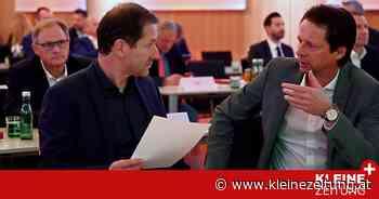 Neo-ÖFB-Präsident: Gerhard Milletich erklärt, warum Franco Foda Teamchef bleibt - Kleine Zeitung