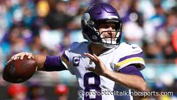 Rick Spielman on Kirk Cousins contract: Always looking at where cap will be next year